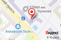 Схема проезда до компании МЭСИ в Калининграде