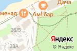 Схема проезда до компании Бесплатный общественный туалет в Зеленоградске