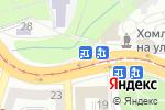 Схема проезда до компании Микроденьги в Калининграде