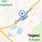 Банкомат на карте Зеленоградска