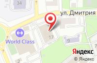 Схема проезда до компании Торговый Дом «Калининградский Тарный Комбинат» в Калининграде