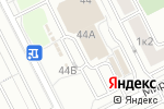 Схема проезда до компании Цветы Голландии в Калининграде