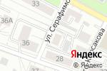 Схема проезда до компании Дизайн Комплект в Калининграде