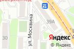 Схема проезда до компании Балко ГМ в Калининграде