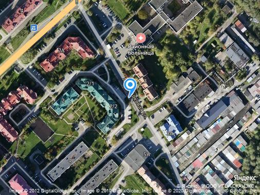 Продажа 1-комнатной квартиры, 45 м², Зеленоградск, улица Лесопарковая