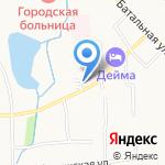 Формула-1 на карте Калининграда