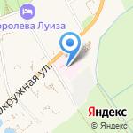 Зеленоградская центральная районная больница на карте Зеленоградска