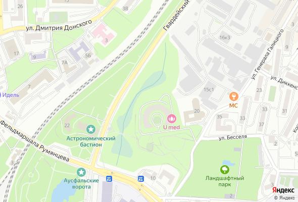 жилой комплекс Народный сад