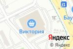 Схема проезда до компании Магазин нижнего белья и одежды для сна в Калининграде