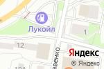 Схема проезда до компании Розенштрассе в Калининграде
