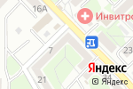 Схема проезда до компании Хозяюшка в Калининграде