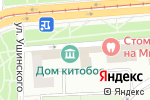 Схема проезда до компании Идея+ в Калининграде