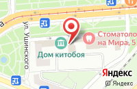 Схема проезда до компании Калининградское Информационное Товарищество в Калининграде