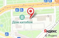 Схема проезда до компании Геотехника в Калининграде