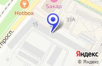 Схема проезда до компании ТОРГОВОЕ ПРЕДПРИЯТИЕ ФАВВ РЕФИМПЭКС в Гвардейске