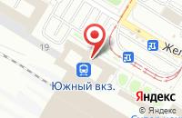 Схема проезда до компании Торговый двор в Электроуглях