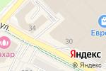 Схема проезда до компании Гамма Инвест Групп в Калининграде