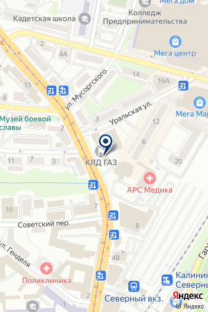 ОЦЕНКА КОНСУЛЬТАЦИИ АУДИТ на карте Советска