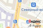 Схема проезда до компании Sneaker Shop в Калининграде