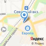 Adidas на карте Калининграда