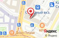 Схема проезда до компании ВКО Стройпроект в Калининграде