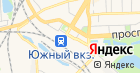 Продуктовый магазин на Железнодорожной на карте