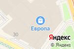 Схема проезда до компании Carnabi в Калининграде