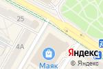 Схема проезда до компании ФОРТУНА в Калининграде