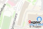Схема проезда до компании Боварис в Калининграде