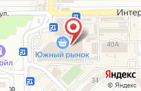 Схема проезда до компании Умная пчелка в Калининграде