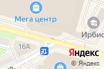 Схема проезда до компании Lady Collection в Калининграде