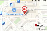 Схема проезда до компании Град-Со в Калининграде