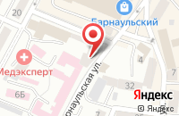 Схема проезда до компании Родолинвест и К в Калининграде