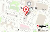 Схема проезда до компании К.Мозер в Калининграде