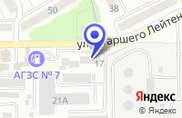 Схема проезда до компании КАФЕ 04 в Калининграде