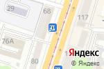Схема проезда до компании Pita Bull в Калининграде