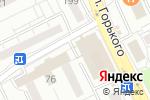 Схема проезда до компании Магазин обуви в Калининграде