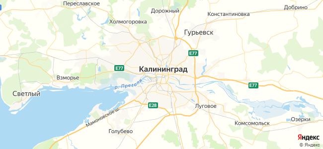 75 маршрутка в Полесске