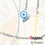 ШинРемо на карте Калининграда