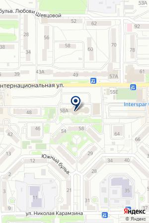 ПРОИЗВОДСТВЕННАЯ ФИРМА СУМНИКОВ С.А. на карте Калининграда