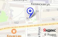 Схема проезда до компании САЛОН МОБИЛЬНЫХ ТЕЛЕФОНОВ ДИВИЗИОН в Калининграде
