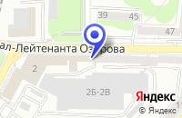 Схема проезда до компании ФЕДЯКИН И.Ю. в Калининграде