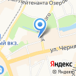 Техногид на карте Калининграда