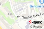 Схема проезда до компании Студия восточного танца Екатерины Пошкус в Калининграде