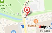 Схема проезда до компании Туристический информационный центр в Листвянке