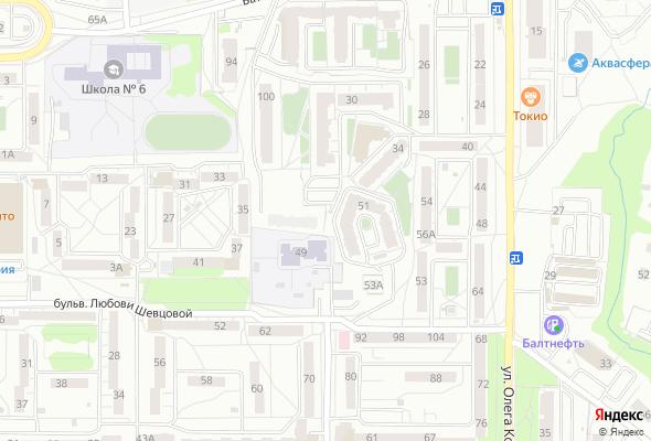 жилой комплекс Янтарь