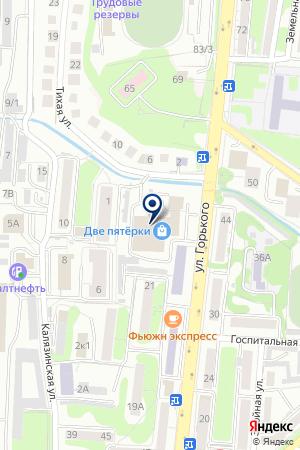 МАГАЗИН ДЕТСКИХ ТОВАРОВ КОТОФЕЙ И КО на карте Калининграда