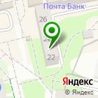 Местоположение компании Parovoz Vape Shop