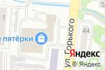 Схема проезда до компании Стройокно в Калининграде