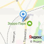 Конькоff & PRO на карте Калининграда